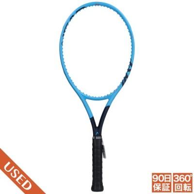 中古ラケット Aランク グラフィン 360 インスティンクト MP 2019 G2 ヘッド GRAPHENE 360 INSTINCT MP HEAD 硬式テニス 90日保証 1000000004994