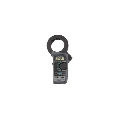 共立電気計器 KEW2413F 漏れ電流・負荷電流測定用クランプメータ KYORITSU