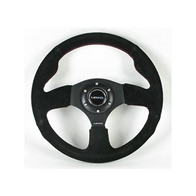 NRG Innovations ST-012S 320mm Sport Suede Steering Wheel Race