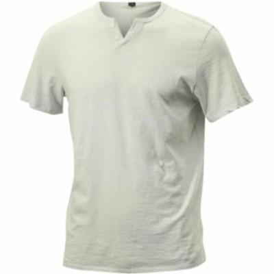 Joes ジョーズ ファッション アウター Joes Jeans Wintz Short Sleeve Slub Cotton Henley Shirt
