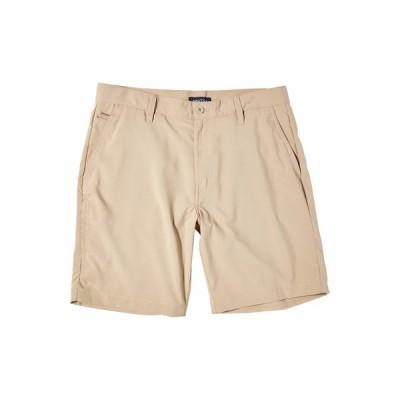 ナウティカ ハーフ&ショーツ ボトムス メンズ Navtech Golf Shorts Brown