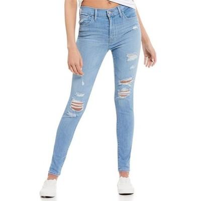 リーバイス レディース デニムパンツ ボトムス Levi'sR 720 High Rise Super Skinny Jeans