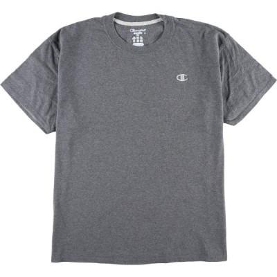 チャンピオン ワンポイントロゴTシャツ メンズXL /eaa021447