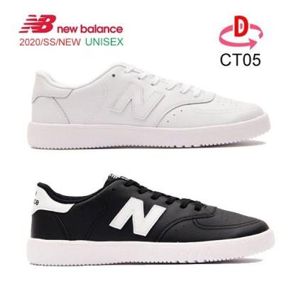 ニューバランス メンズ レディース スニーカー D CT05 WT BK New Balance 靴