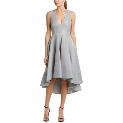 イシュー レディース ワンピース トップス issue New York Cocktail Dress grey