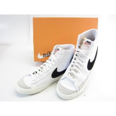 NIKE ナイキ BLAZER MID 77 VINTAGE BQ6806-100 US10 28.0cm メンズ スニーカー 靴 #UT6693