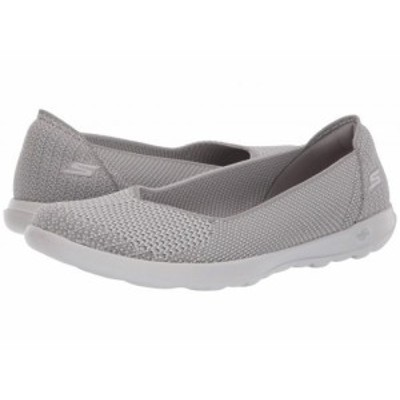 SKECHERS Performance スケッチャーズ レディース 女性用 シューズ 靴 スニーカー 運動靴 Go Walk Lite 15389 Gray【送料無料】