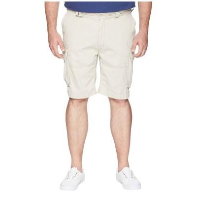 ラルフ ローレン Polo Ralph Lauren Big & Tall メンズ ショートパンツ 大きいサイズ Big & Tall Vintage Chino Gellar Fatigue Shorts Classic Stone