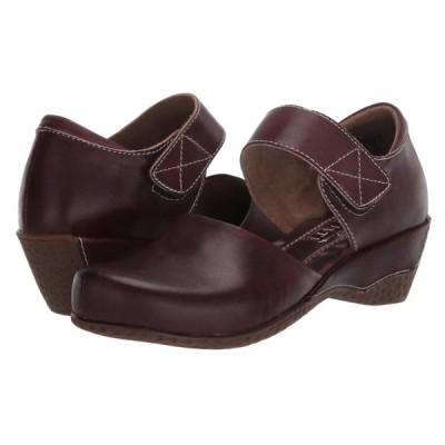 スプリングステップ L'Artiste by Spring Step レディース ヒール シューズ・靴 Gloss Chocolate Brown