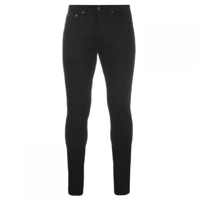 ラルフ ローレン Polo Ralph Lauren メンズ ジーンズ・デニム ボトムス・パンツ Sullivan Jeans Black Stretch