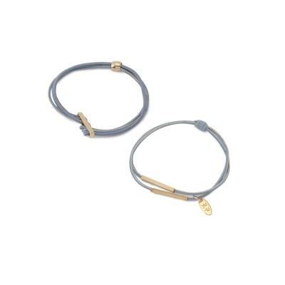 ロペピクニック パサージュ ROPE' PICNIC PASSAGE カラーデザインマルチゴムセット (ブルー系(45))