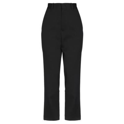 VETEMENTS パンツ ブラック M ウール 98% / ポリウレタン 2% パンツ