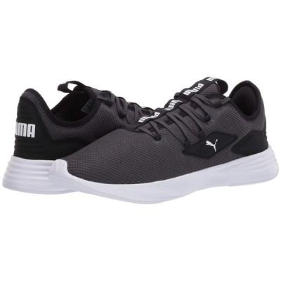 プーマ PUMA メンズ スニーカー シューズ・靴 Tropus Asphalt/Puma Black/Puma White