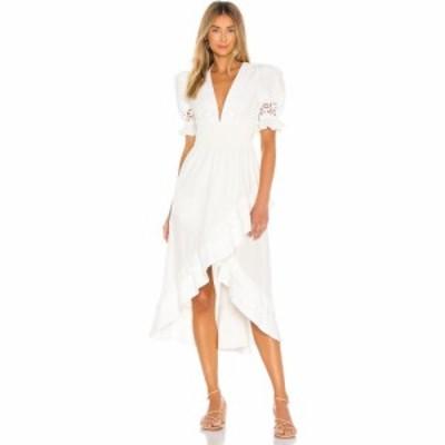 トゥラロサ Tularosa レディース ワンピース ワンピース・ドレス Rhapsodie Dress Ivory