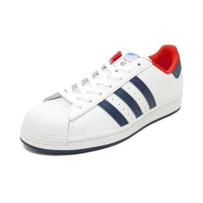 スニーカー アディダス adidas スーパースタートップテン フットウェアホワイト/カレッジネイビー/レッド FV8270 メンズ シューズ 靴 20Q1