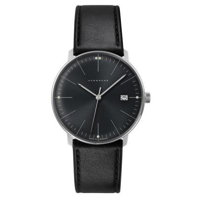 腕時計 ユンハンス NEW Junghans Max Bill Men's Quartz Watch - 041/4465.00