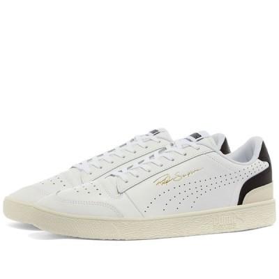プーマ Puma メンズ スニーカー シューズ・靴 Ralph Sampson Lo White/Black