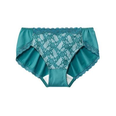 透かしレースショーツ(トリンプ)(4L) スタンダードショーツ, Panties