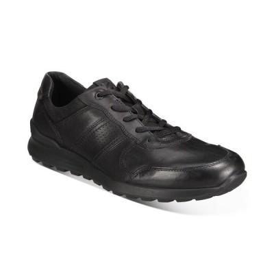 エコー スニーカー シューズ メンズ Men's CS20 Sneaker Black