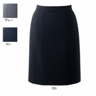 送料無料 事務服 制服 オフィスウェア ピエ HCS3601 キテミテ体感momoらくスカート(52cm丈) 7号~15号