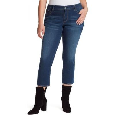 ジェシカシンプソン Jessica Simpson レディース ジーンズ・デニム 大きいサイズ ボトムス・パンツ Trendy Plus Size Arrow Ankle Jeans Emmett
