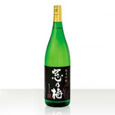佐賀ん酒認定酒(S3104040)純米吟醸【窓乃梅】1.8LX1本