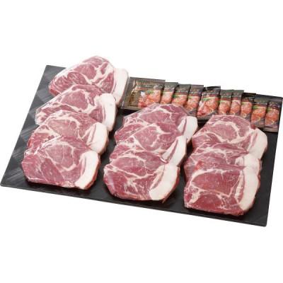 「イブ美豚」(猪豚肉) ステーキ用セット