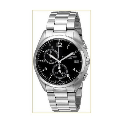 Hamilton Men's H76512133 Aviation Stainless Steel Watch 並行輸入品