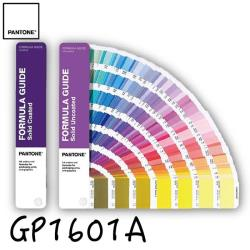 PANTONE GP1601A 配方指南(光面銅版紙膠版紙) 平面設計應用 色票 打樣 色卡