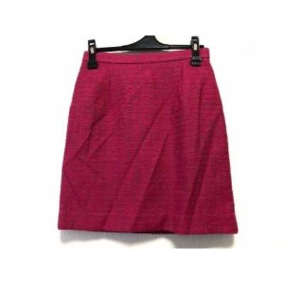 アプワイザーリッシェ Apuweiser-riche ミニスカート サイズ2 M レディース ピンク【中古】