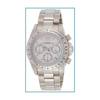 新品Invicta Men's 'Connection' Quartz Stainless Steel Casual Watch%カンマ% Color:Silver-Toned (Model: 24768)【並行輸入品】
