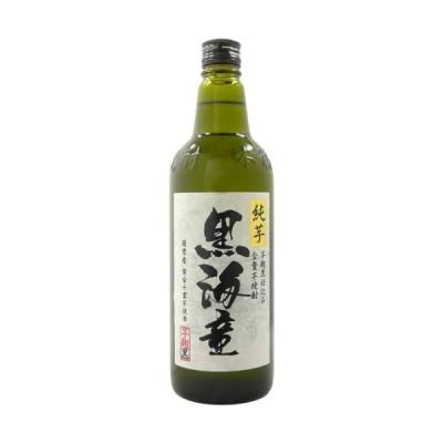 [お酒 芋焼酎 鹿児島]黒海童 純芋 25度 720ml(濱田酒造)(鹿児島)