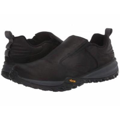 Merrell メレル メンズ 男性用 シューズ 靴 ブーツ ハイキング トレッキング Havoc Wells Moc Black【送料無料】