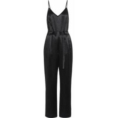 ラグandボーン Rag and Bone レディース オールインワン ジャンプスーツ ワンピース・ドレス rochelle crepe jumpsuit Black
