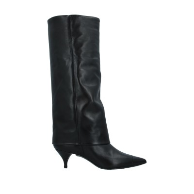 ALCHIMIA Napoli ブーツ ブラック 36 革 ブーツ