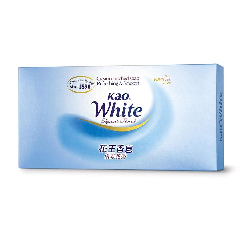 花王香皂禮盒- 優雅花香