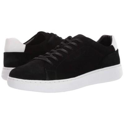 カルバンクライン Calvin Klein メンズ スニーカー シューズ・靴 Fuego Black Calf Suede