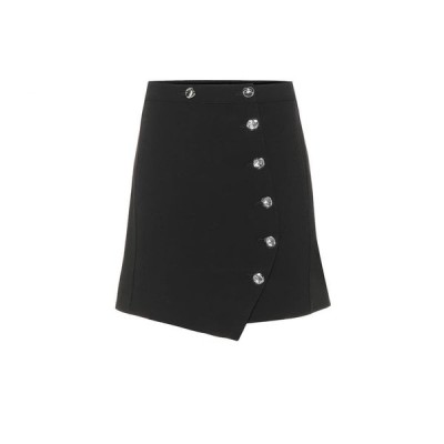 ティビ Tibi レディース ミニスカート スカート anson miniskirt black