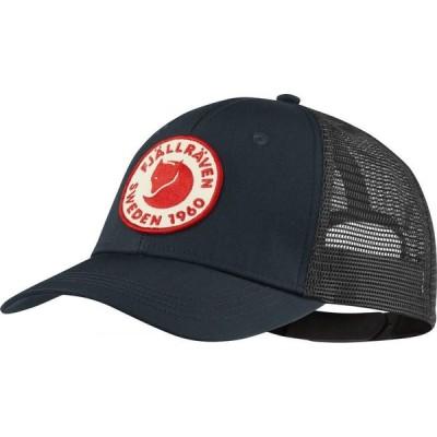 フェールラーベン Fjallraven レディース キャップ 帽子 1960 Logo Langtradarkeps Dark Navy