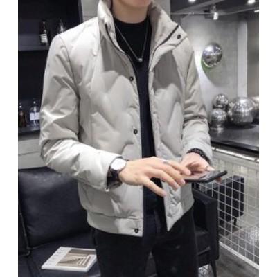 防寒性抜群 ダウンジャケット 冬季着 通勤コート アウターコート フード付き  厚手 ビッグサイズ 韓国スタイル上着厚く綿服