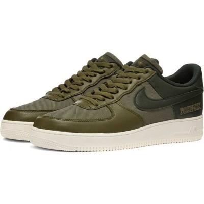 ナイキ Nike メンズ スニーカー エアフォースワン シューズ・靴 Air Force 1 GTX Olive/Green/Sail/Brown