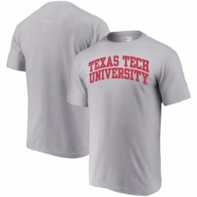 Alta Gracia アルタ グラシア スポーツ用品  Alta Gracia (Fair Trade) Texas Tech Red Raiders Heathered Gray Arched Wor