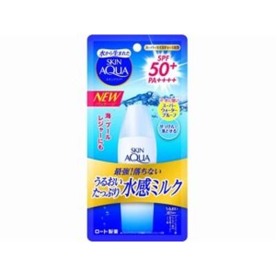 スキンアクア スーパーモイスチャーミルク 40mL ロート製薬