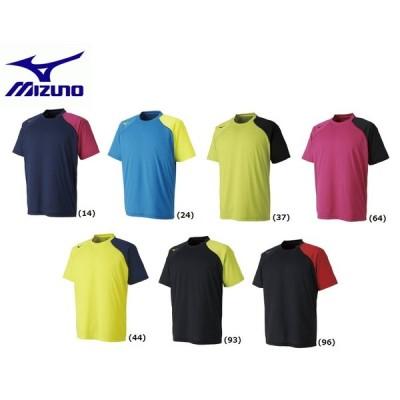 【全国一律 送料300円】MIZUNO ミズノ 男女兼用 トレーニングウエア Tシャツ 62JA8070