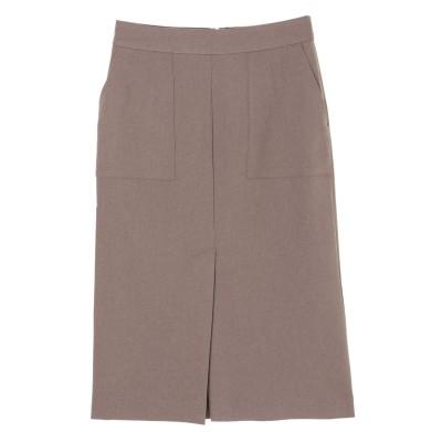・スリットナロースカート