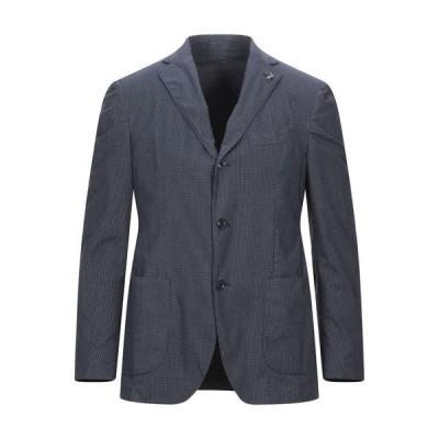 TRUSSARDI テーラードジャケット  メンズファッション  ジャケット  テーラード、ブレザー ダークブルー
