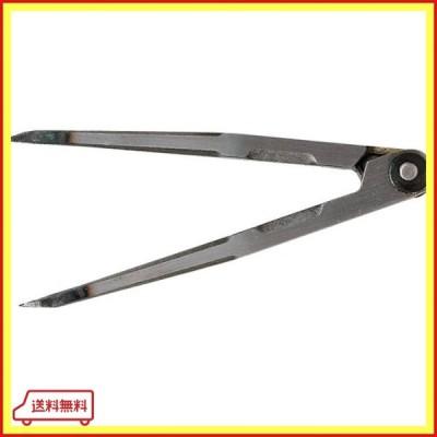 シンワ測定(Shinwa Sokutei) 鋼製コンパス 15cm A 77518