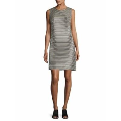 ラファイエット148ニューヨーク レディース ワンピース Twiggy Striped Shift Dress