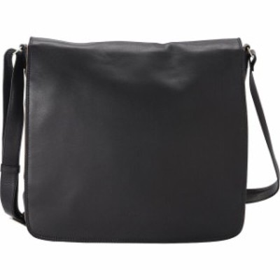 Derek Alexander  ファッション バッグ Derek Alexander Classic Large Full Flap Crossbody Cross-Body Bag NEW