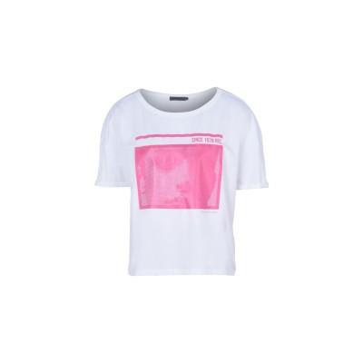 YOOX - CALVIN KLEIN JEANS T シャツ ホワイト XS コットン 100% T シャツ